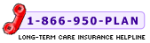 Long Term Care Insurance Helpline, Call 1-866-950-9526